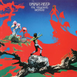 Uriah Heep The Magicians Birthday reissue (2cd)