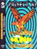 Caseta audio: Proiect K1 - Phoenix Dance Explosion ( 1997, originala ), Casete audio