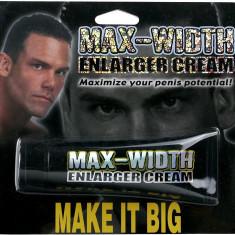 Crema Erectie Penis, Max Width Enlarger, 21 grame