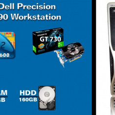 DellPrecision390 Core2Quad Q6600+ GigaByte GT730 (2gb)