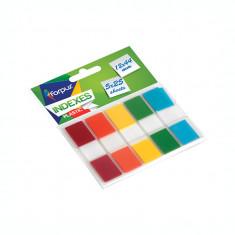 Notite tip index Forpus 42049 12x44mm 125 file 5 culori