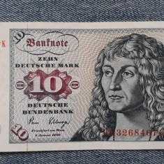 10 Mark 1980 Germania RFG, marci germane