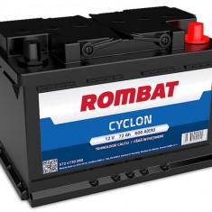 Acumulator Rombat 12V 72AH Cyclon 8062