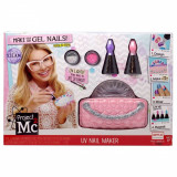 Set de joaca Project MC2 - UV Nail Maker