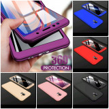 Husa de protectie 360' fata + spate Samsung A8 2018 / A8 Plus