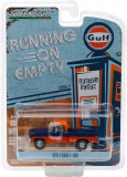 Cumpara ieftin 1971 Ford F-100 - Gulf Oil Solid Pack - Running on Empty Series 7 1:64