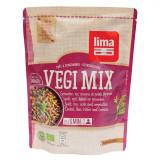 Vegi mix spelta, orez, ovaz si legume bio 250g