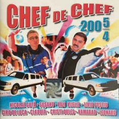 CD Chef De Chef 2005/4, manele