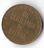 Moneda 1 centesimo 1996 - Panama, America Centrala si de Sud