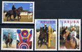 ARUBA 1995 CAI, Nestampilat