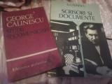SCRISORI SI DOCUMENTE //STUDII SI COMUNICARI  DE G.CALINESCU