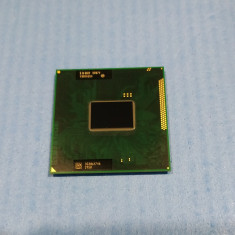 PROCESOR CPU laptop intel B960 ivybridge - sandybridge SR07V gen 2a la 2200 Mhz