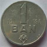 Cumpara ieftin Moneda 1 BAN - Republica MOLDOVA, anul 1996 * cod 982 B, Europa, Aluminiu