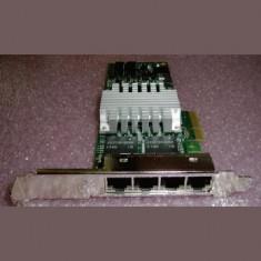 Placa de retea Gigabit Quad Port de server IBM 39Y6138 FULL HEIGHT