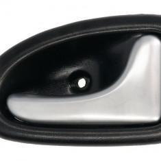 Maner usa fata spate dreapta interior, crom, NISSAN PRIMASTAR; OPEL VIVARO; RENAULT CLIO, MEGANE, SCENIC, TRAFIC intre 1996-2014
