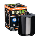Filtru Ulei HF170B Racing Negru Hiflofiltro Harley 63796-77 , 63805-80A , 63805- Cod Produs: MX_NEW HF170BRC