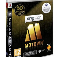 Joc PS3 singstar MOTOWN original PS3