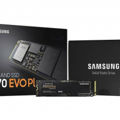 250GB and 500GB Samsung V-Nand SSD 970 Plus EVO NVMe M.2, 250 GB