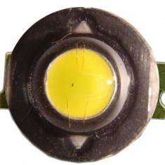 LED 8mm, alb, putere 1W - 153048