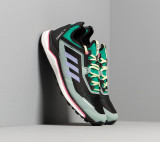Adidas Terrex Agravic Flow Glow Green/ Light Purple/ Green Tint, adidas Performance