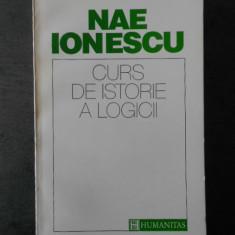 Nae Ionescu - Curs de istorie a logicii