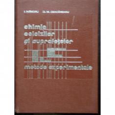 CHIMIA COLOIZILOR SI SUPRAFETELOR-I. MANDRU