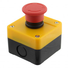 Comutator rotativ, de avarie, ON-ON, 10A/600V - 125083
