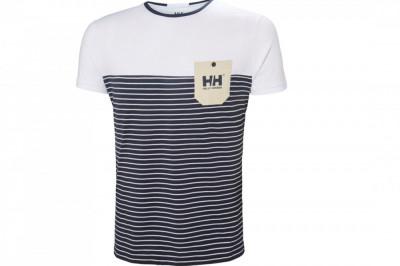 Tricou Helly Hansen Fjord T-shirt 53025-602 pentru Barbati foto