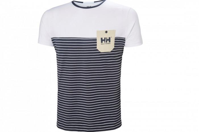 Tricou Helly Hansen Fjord T-shirt 53025-602 pentru Barbati