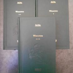 Karl May - Winnetou 3 volume (colectia Adevarul)