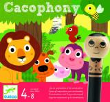 Joc de cooperare, Cacophony, Djeco