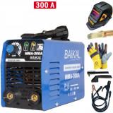 Cumpara ieftin Aparat de sudura Baikal 300A + Masca automata MMA