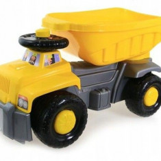 Camion basculant Carrier yellow