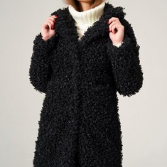 Palton elegant cu fir eco
