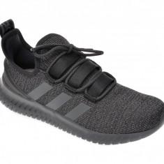 Pantofi sport ADIDAS negri, Kaptir, din material textil