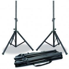 Set stative boxe cu geanta pentru transport Vonyx