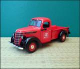 Macheta International Harvester D-2 Pickup Truck (1938) 1:25 First Gear
