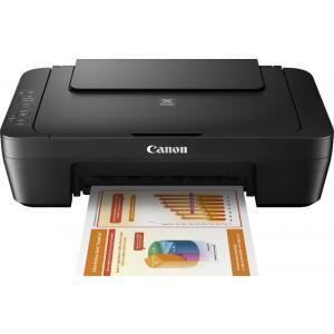 Multifunctional inkjet color Canon Pixma MG2550S, dimensiune A4 foto