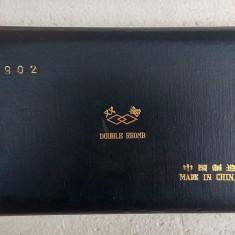 penar vechi de colectie cutie suport compas, rechizite Shanghai China