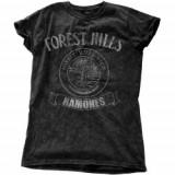 Tricou Dama Ramones: Forest Hills Vintage