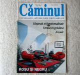 Revista CAMINUL.Nr.5 Mai 1998.Constructii,arhitectura,decoratiuni.
