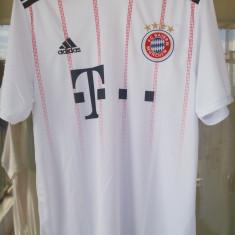 Tricou Bayern Munchen alb