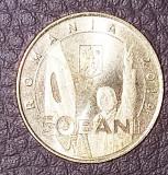 ROMANIA 2019 - MONEDA 50 BANI. REVOLUTIA DIN DECEMBRIE 1989. VF