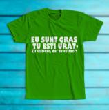 """Cumpara ieftin Tricou """"Eu sunt gras"""""""