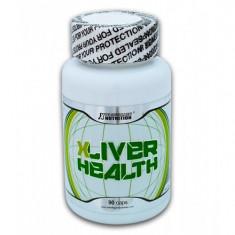 X Liver Health, hepatoprotector, vitamine si minerale, 90 capsule