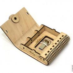Cutiuta Personalizata pentru USB Stick No 7