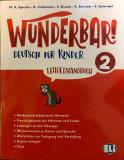 Wunderbar!: Lehrerhandbuch + 2 Audio-CD 2