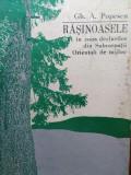 RASINOASELE ÎN ZONA DEALURILOR DIN SUBCARPAȚII ORIENTALI DE MIJLOC - A. POPESCU