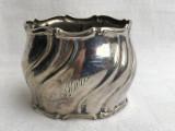 Inel vechi din alpacca pentru servetele - perioada interbelica