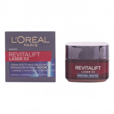 Cremă de Noapte Revitalift Laser L'Oreal Make Up